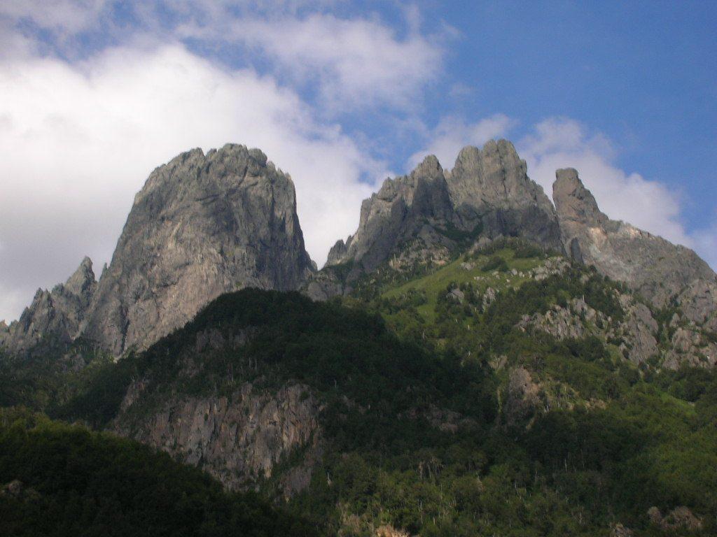 Cerro las Peinetas