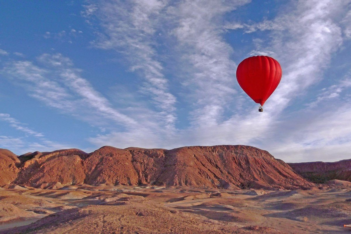 Atacama Ballooning